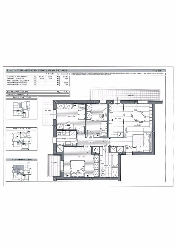 Appartamento Via Briganti 7 Forlì Immobiliare Security Srl